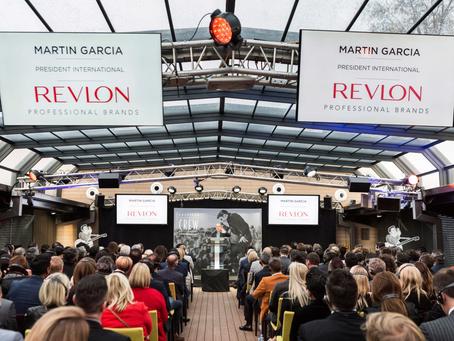 Convención Ventas American Crew Paris 2016