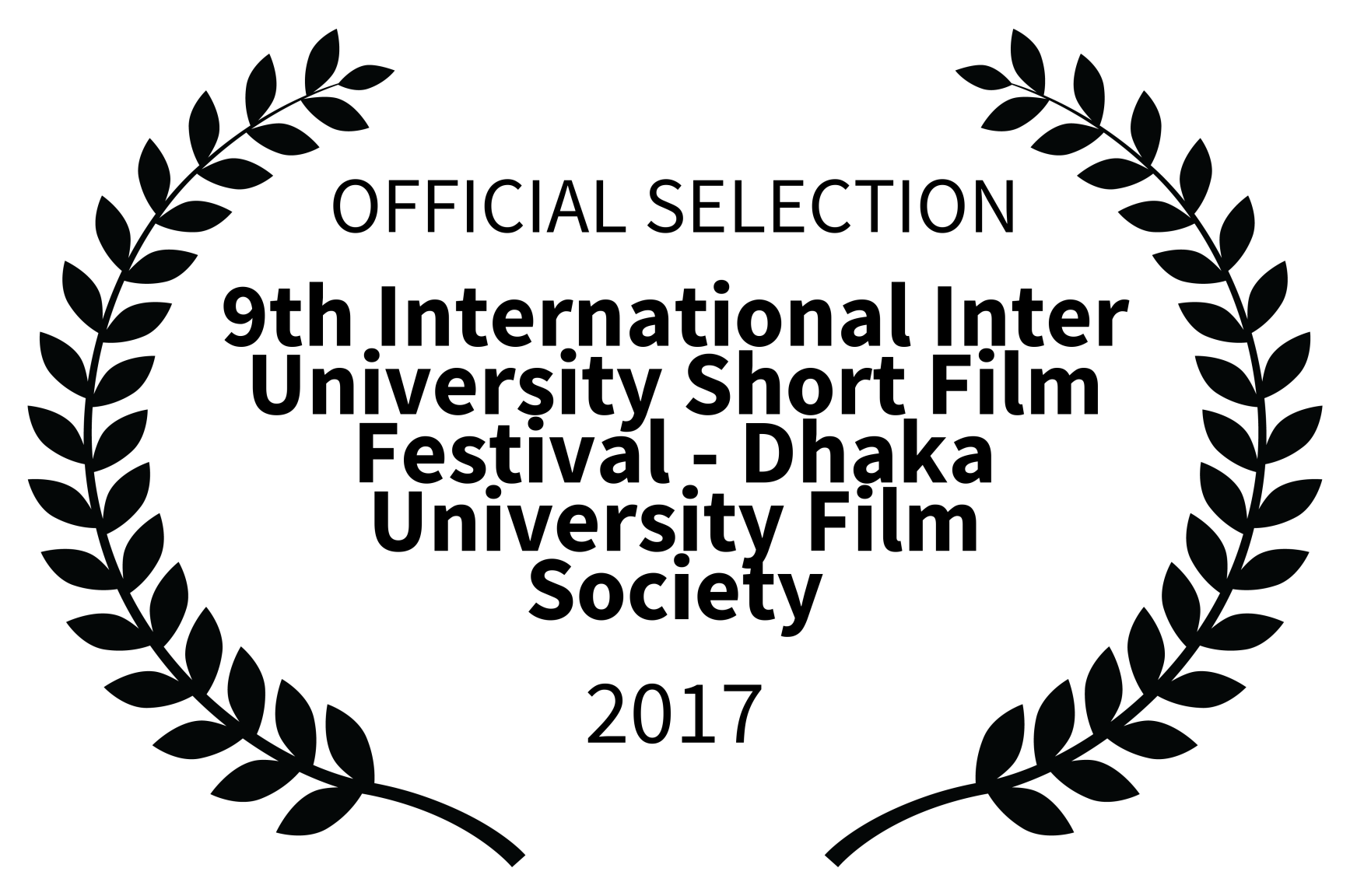 OFFICIAL SELECTION - 9th International I