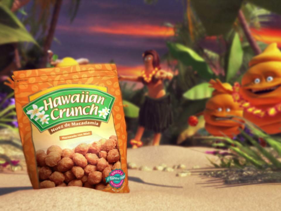 Hawaiian Crunch