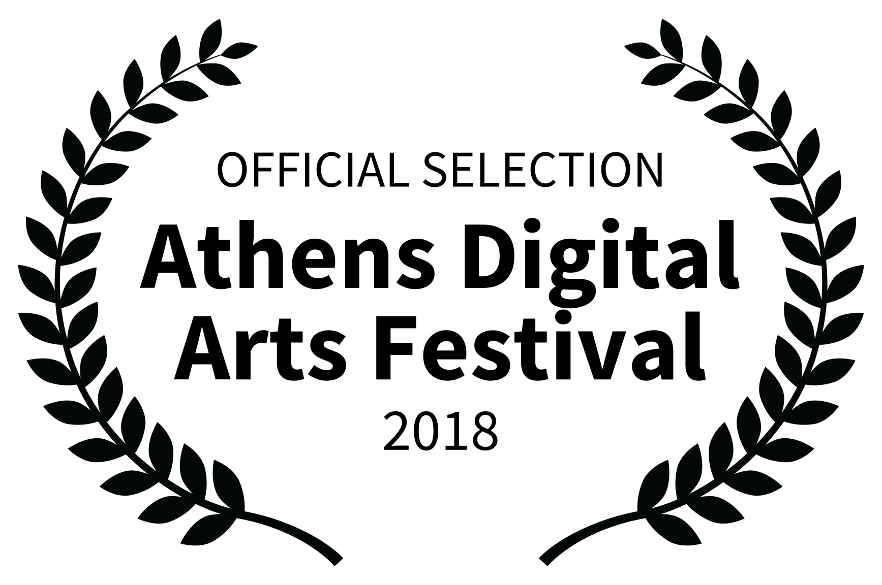 OFFICIAL SELECTION - Athens Digital Arts