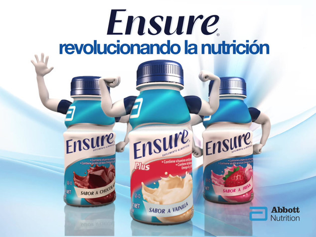 Ensure Bottle