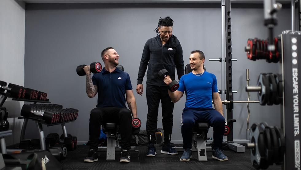 Gym Training 2