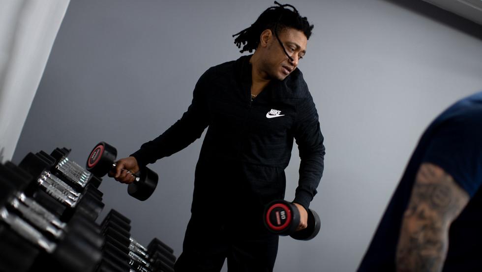 Gym Training 3