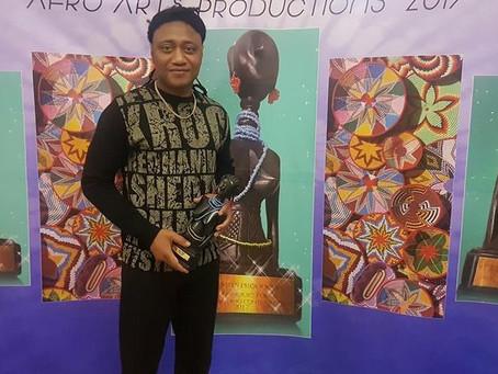 AFRO ARTS PRODUCTION AWARD SHOW 30 SEPTEMBER 2017