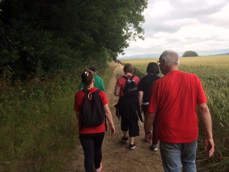 Charity Walk