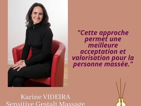 #fondationcognacqjay #cancer #mieuxetre #atelier #detenteetequilibre #gestaltmassage #detente #prend