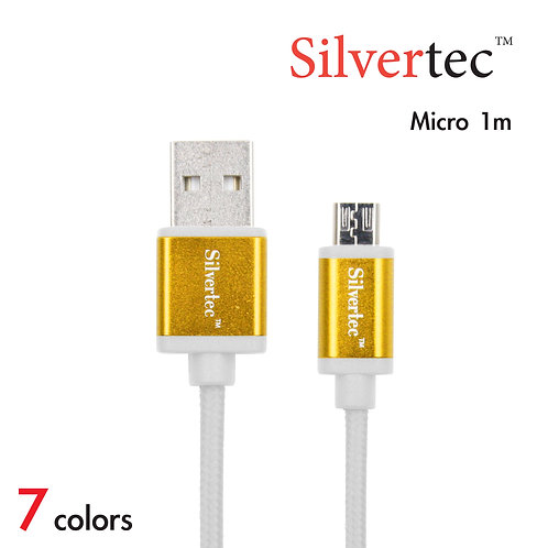 Double Micro Cable 22cm Gold