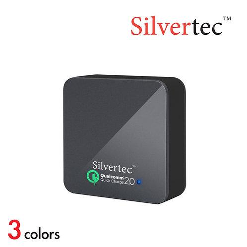 Qualcomm Quick Charge 2.0 快速充電USB火牛 Black