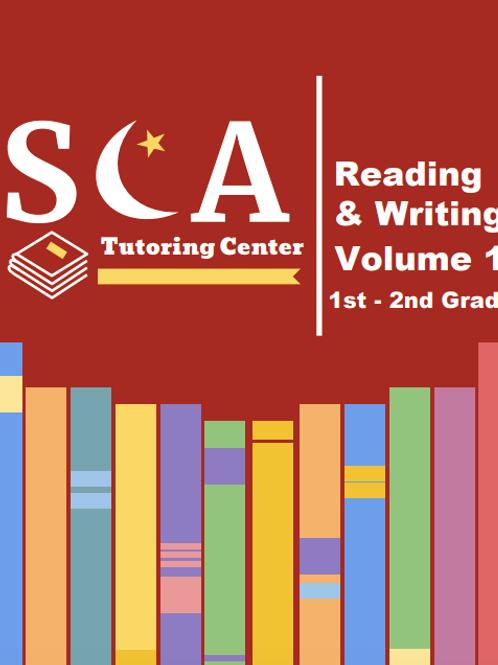 Reading & Writing Workbook Grades 1 & 2