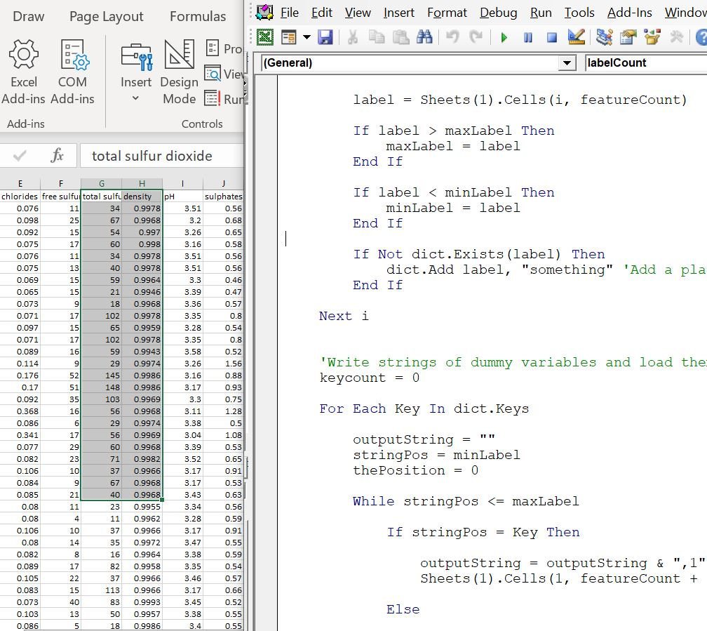 Workflow Automation in Excel with VBA