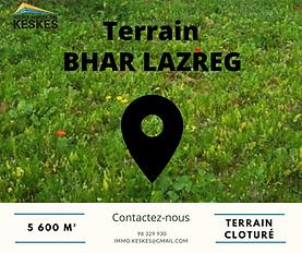 Terrain Bhar Lazreg