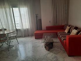 Appartement meublé Lac 1