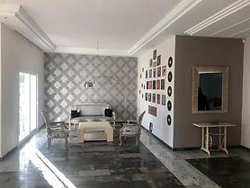 Villa semi meublé