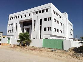 Immeuble usine Chotrana 2
