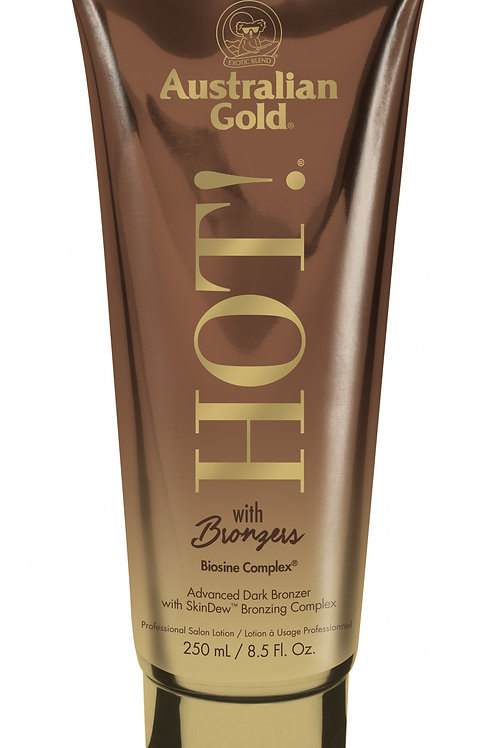 Hot! with Bronzers - 8.5 oz
