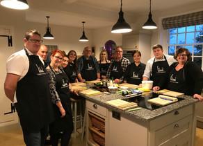 Sushi Workshop and Dinner