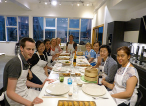 Cambridge Cookery School - Street Food of Asia