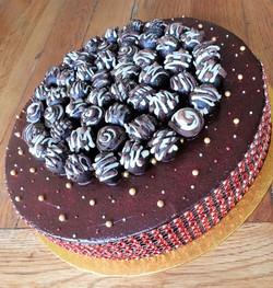 Baileys Truffle Chocolate Cake