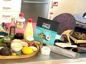 Sushi class - guest tutoring @thefoodhub Kenton Hall Estate