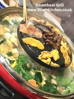 Steamboat grill
