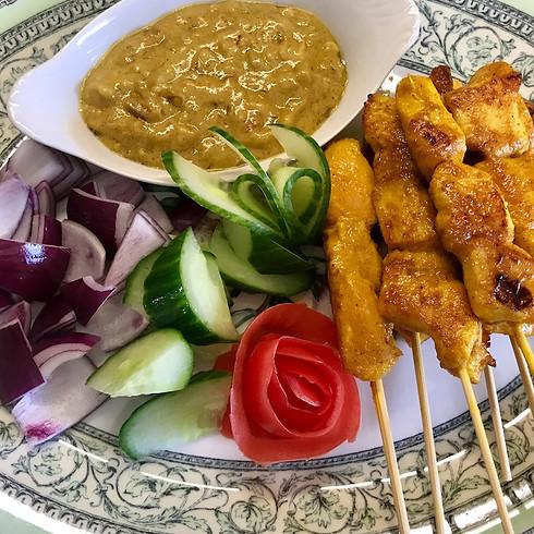 Asian Street Food Masterclass