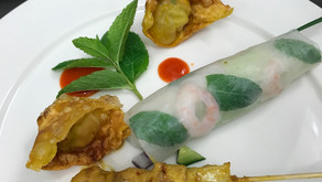 Asian Street Food Pop Up Evening