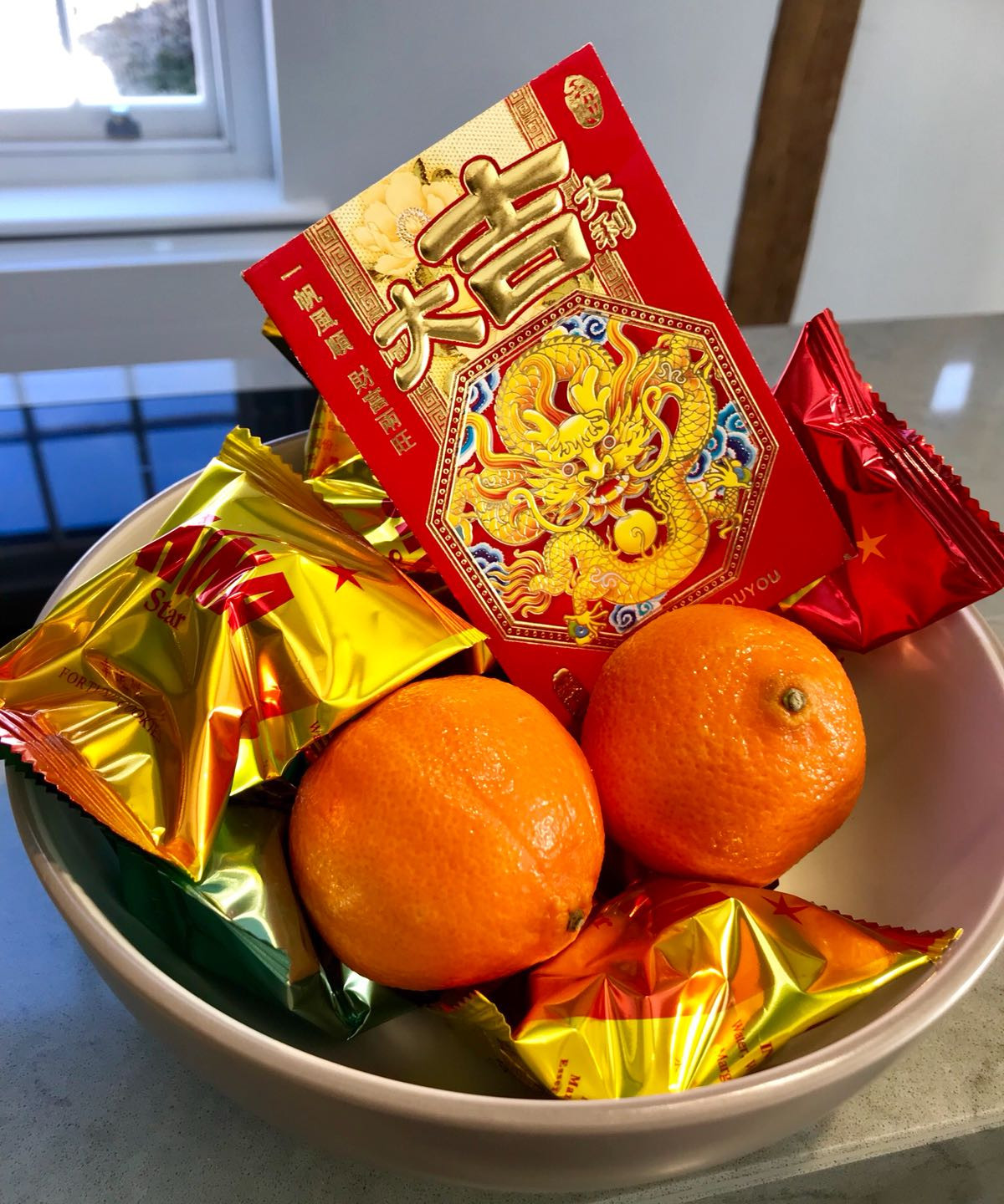 fortune cookies for some fun-celebrating Chinese New year!
