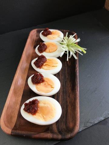 Sambal Eggs