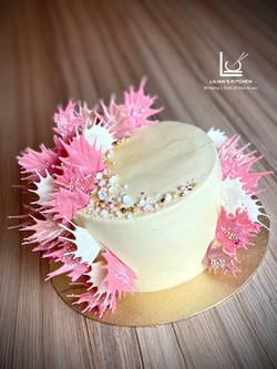 Pom Pom Girl Cake