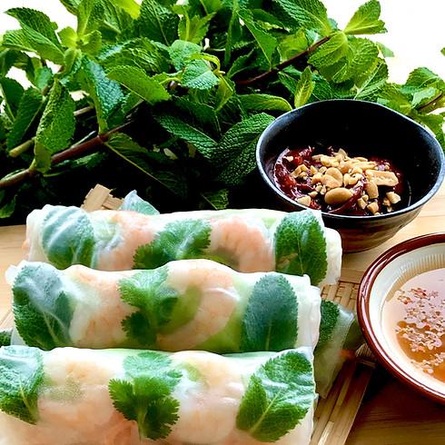 Thai & Vietnamese (Evening Class, Covid class size: 5)