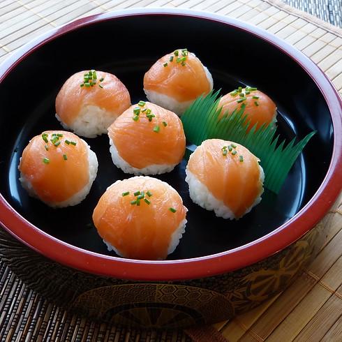 Sushi (Day Class)