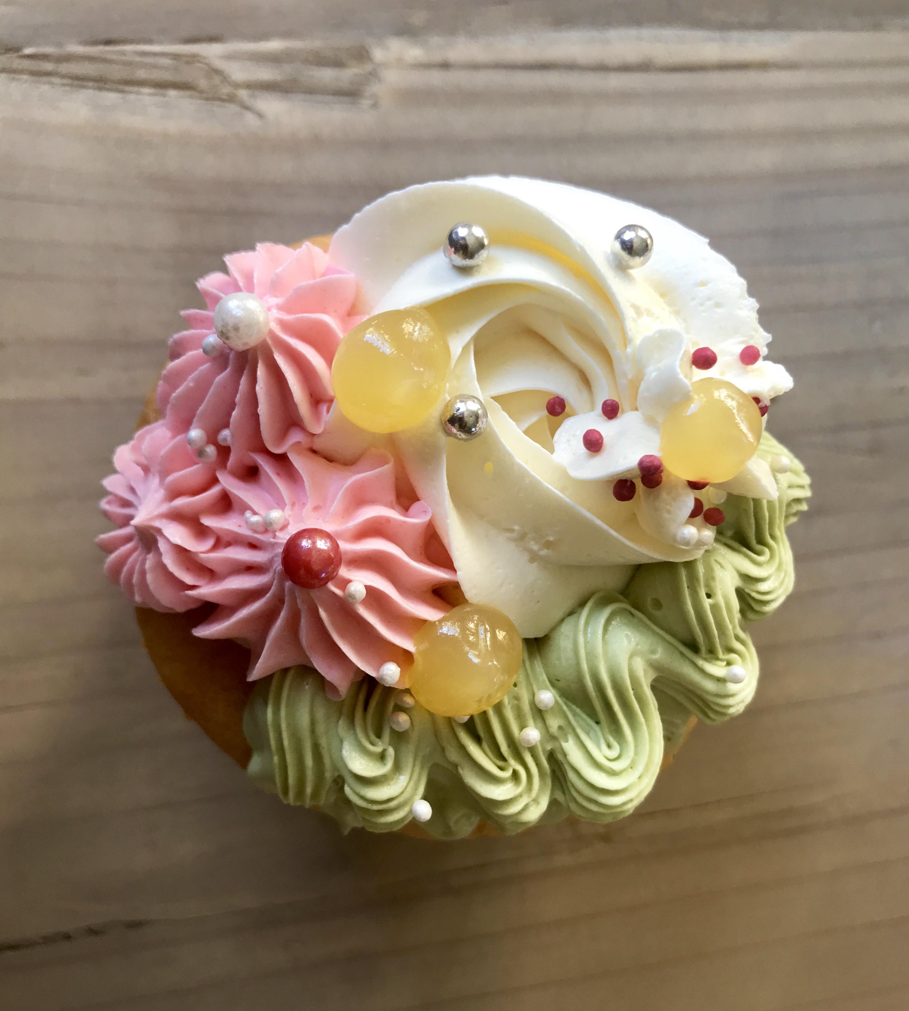 Limoncello Cupcake