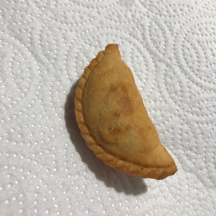 chicken curry puff