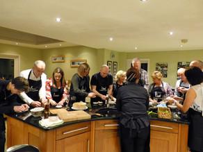 Workshop cum Dinner Party