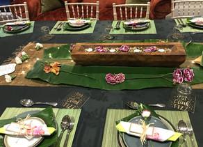 Beek Singapore Sling Dinner Party