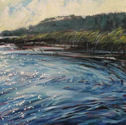 Dawn on the Creek