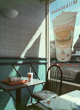 Ian Howorth - Places in between places.