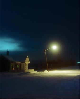 Niklas Porter - Night Lamp
