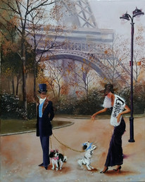 Eiffel Tower Parc