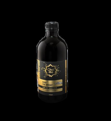 Chai Me Organic Chai Tea Syrup (750ml)