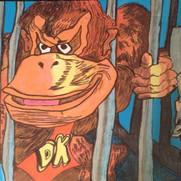 Donkey Kong - Prisma Pencils