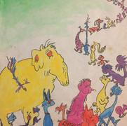 Dr. Seuss Animals