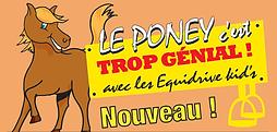 le poney c'est génial....PNG