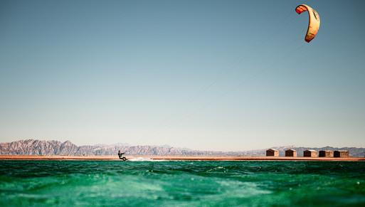 Cabrinha Kitsurfing