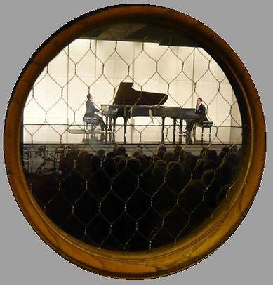 Nettle & Markham in concert