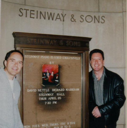 @ Steinway Hall