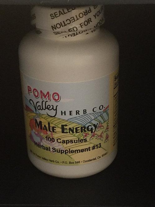 #13 Male Energy