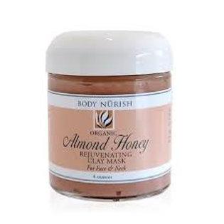 Almond Honey Rose Mask