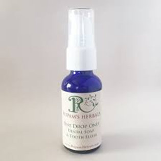 Rupam Herbals One Drop Tooth Elixer