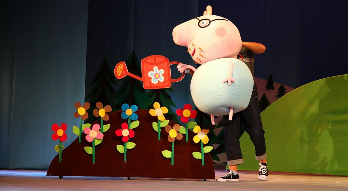 шоу свинки пеппа
